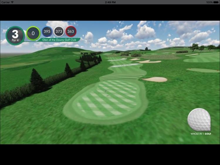 Glen of the Downs Golf Club - Buggy screenshot-3
