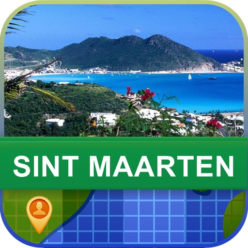 Offline Sint Maarten Map - World Offline Maps