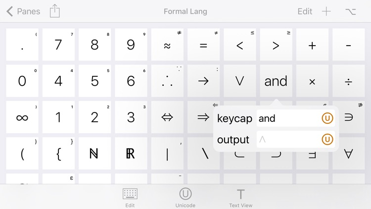 ℂKey - Customisable Keyboard