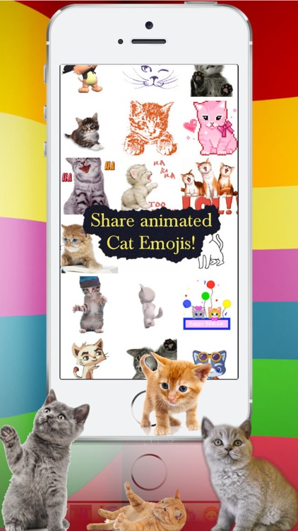 Cat Emojis screenshot-3