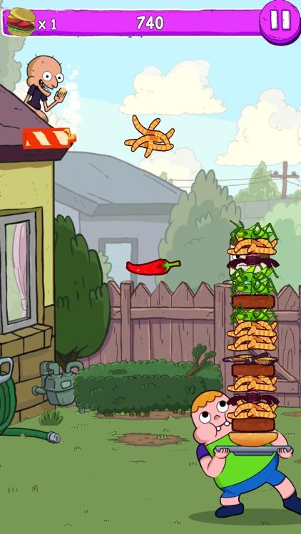 Blamburger – Clarence Fun Burger Building Arcade