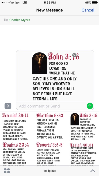 BiblePopularVerses