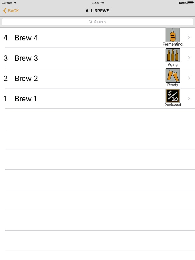 Brew Tracker on the App Store