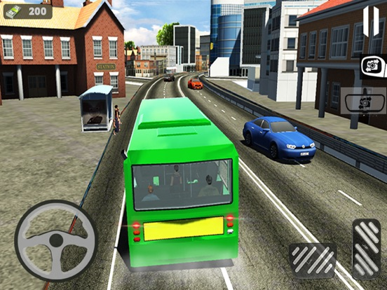 City Coach Bus Driver Simulator 2016 – Offroad Bus Hill Climbing Adventure-ipad-0
