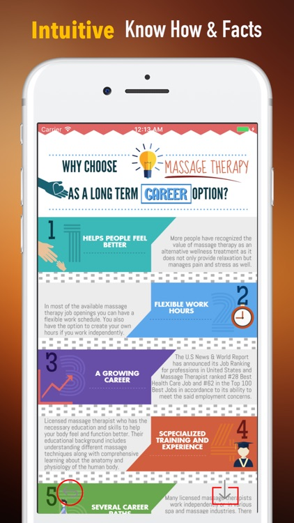 Massage Therapy Guide-Therapist Tips with Tutorial