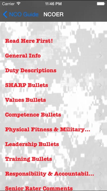 Army NCO Guide screenshot-4