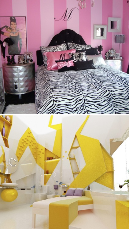 Teen Room Decor Ideas, Teenager Room Designs Plans screenshot-4