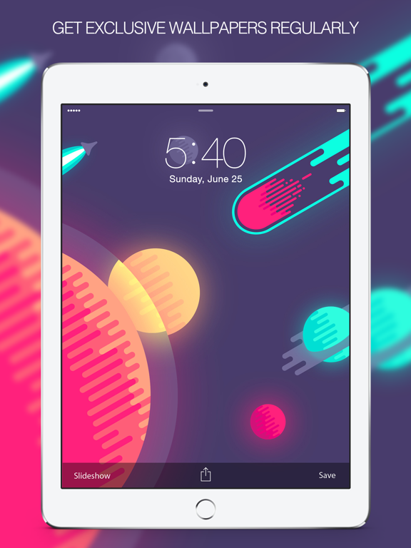 Amazing Neon Wallpapers – Best Images & Backgrounds for Lock Screen & Home Screen screenshot