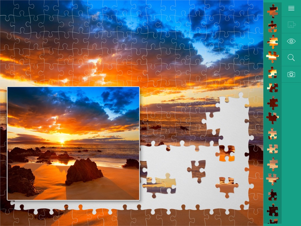 1000 Jigsaw Puzzles Travel hack tool
