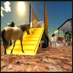 Animals Transport Simulator - Truck Driving Games