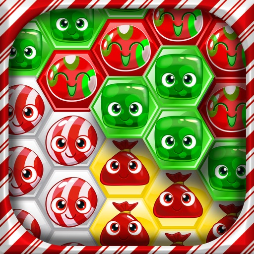 Christmas Candy Blast - Puzzle Blocks FREE