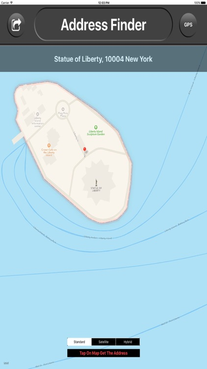 Address Finder -Where am I? screenshot-4