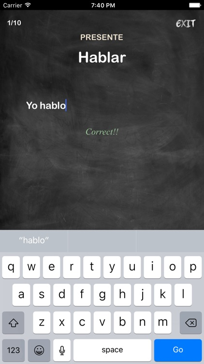 Conjugation Nation Spanish