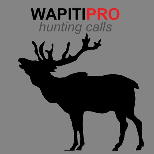 REAL Wapiti Calls for Hunting - BLUETOOTH COMPATIBLE