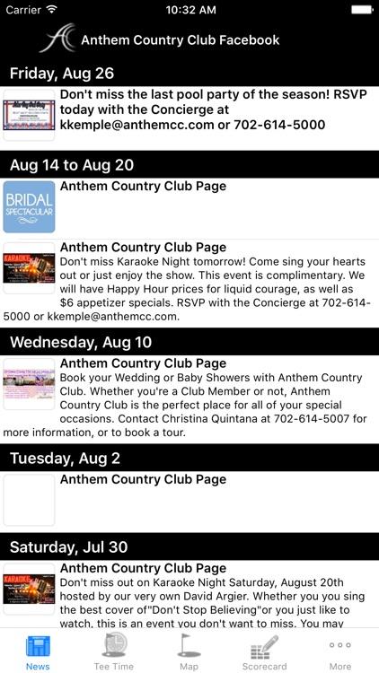 Anthem Country Club, NV
