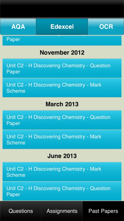 GCSE Science: Chemistry screenshot-4