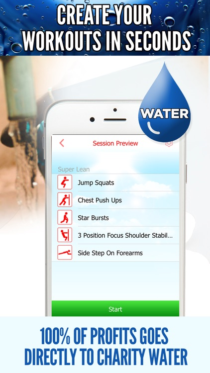 Workout for Water Lite