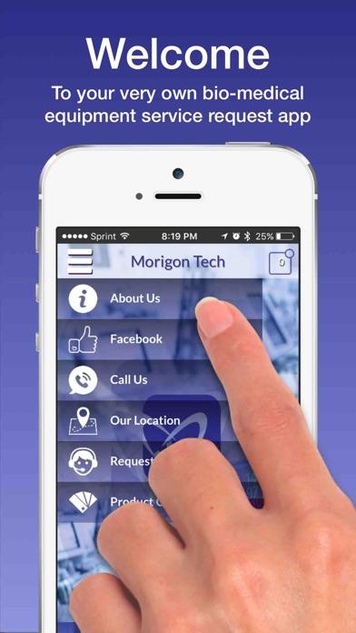 Morigon Tech screenshot 2