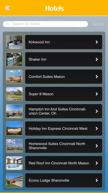 The Best App for Kings Island Amusement Park screenshot-3