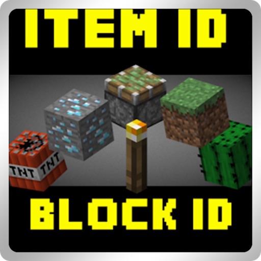 minecraft blocks id
