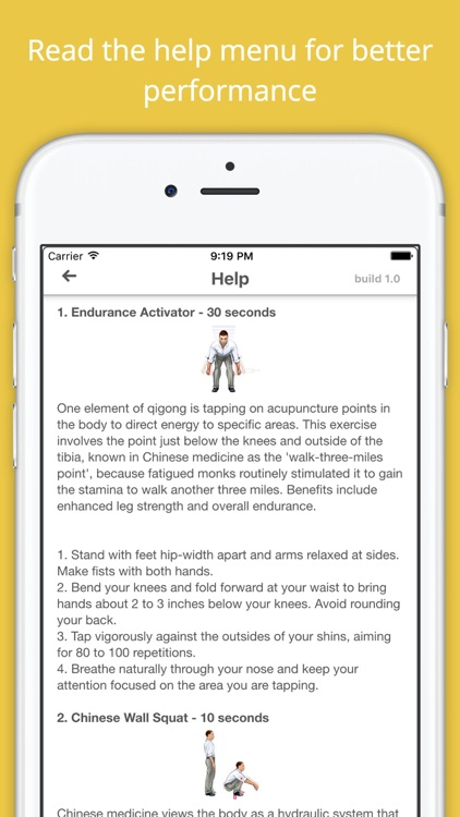 Qigong Workout Challenge Free - Gain longevity screenshot-4
