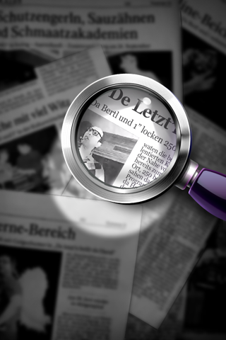 iMagnifier+ - Magnifying Glass Flashlight screenshot 1