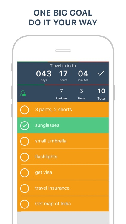 TODOO Free To Do List Planner & Reminder