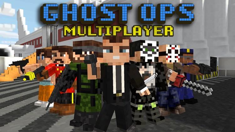 Block Gun Pixel Wars 3D: Team Strike screenshot-4