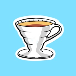 Third Wave Coffee Stickers for iMessage