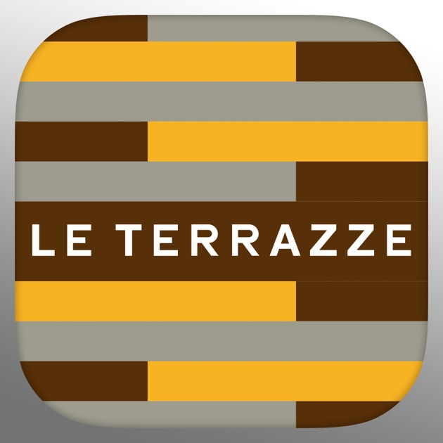 Le Terrazze on the App Store