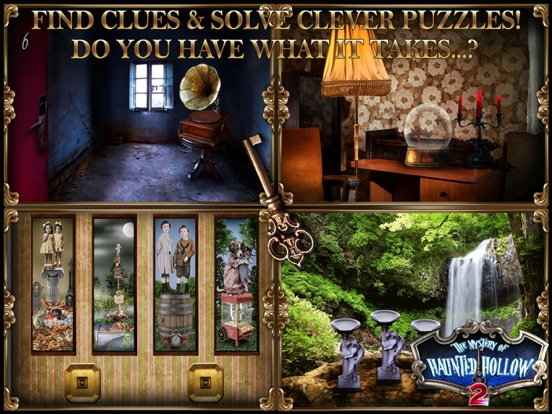 Mystery of Haunted Hollow 2: Point & Click Games-ipad-4