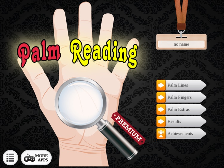 Palm Reading Premium HD - palmistry & chirology screenshot-0