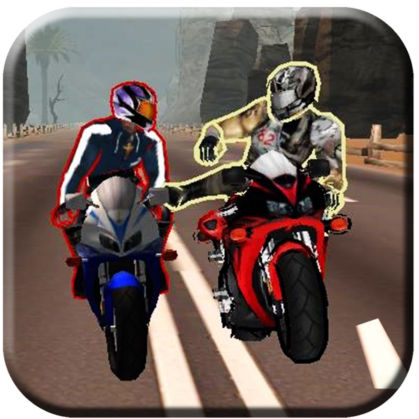 Road Rash Bike Attack Race - Stunt Rider
