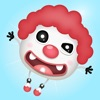 Clowny Rain - Endless Arcade Shooter - iPhoneアプリ