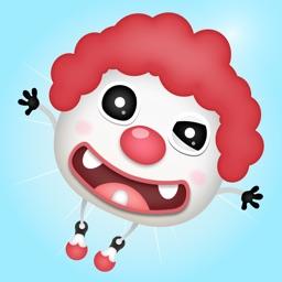 Clowny Rain - Endless Arcade Shooter