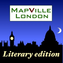 MapVille London – Literary Edition