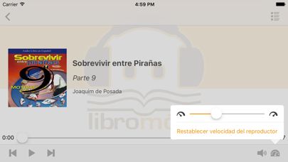 Sobrevivir entre Pirañas - Audiolibro de Autoayuda screenshot three