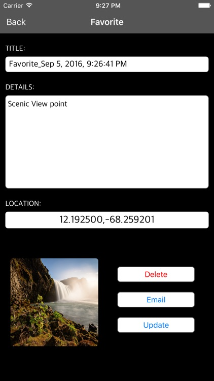 SAO MIGUEL ISLAND – GPS Travel Map Offline Navigator screenshot-3