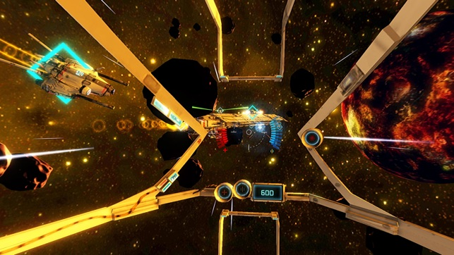 End Space VR for Cardboard Screenshot