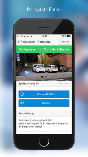 Parken? ampido Screenshot