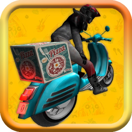 Pizza Delivery Boy 3D iOS App