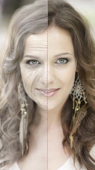 Age My Face - Funny Photo Changer Camera Editor screenshot one