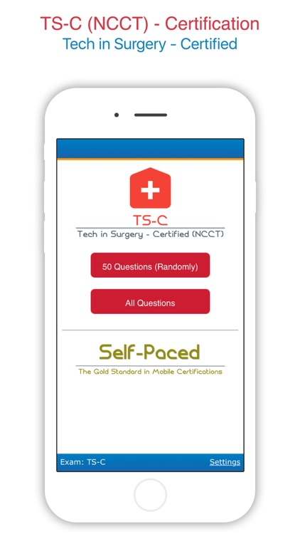 Ts C Tech In Surgery Certified By Self Paced Software Development