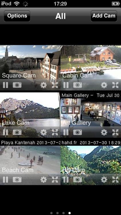 Viewer for D-Link Cams screenshot-3