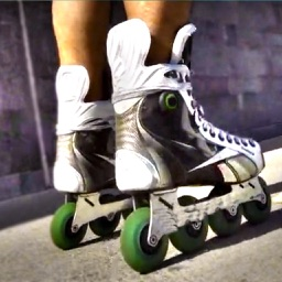 Aggressive Inline Skating Roller Skating Game By Polyestergames Pty Ltd
