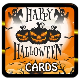 Free happy halloween day cards greetings wishes on the app store free happy halloween day cards greetings wishes m4hsunfo