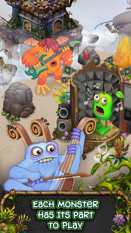 My Singing Monsters screenshot-0
