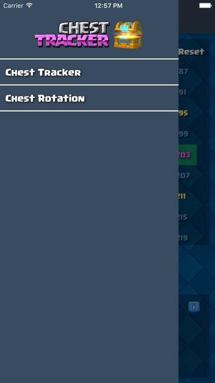 Chest Tracker screenshot-3