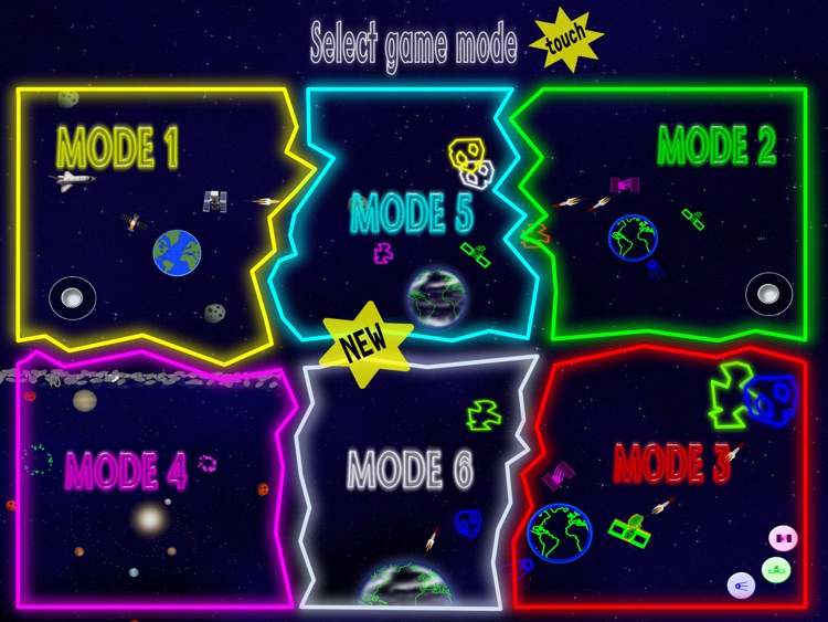 Asteroid Attack HD