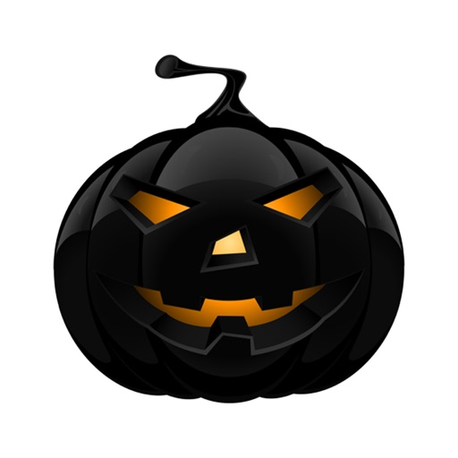Halloween Creepy Stickers for iMessage